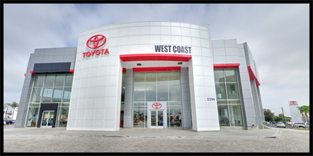 Ken Garff Buys Toyota Of Long Beach, California From Hooman Automotive Group